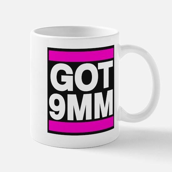 Got 9mm pink Mug