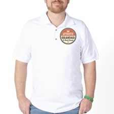 Classic Grandad T-Shirt