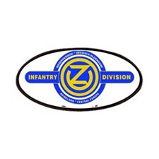 102nd Infantry Division Ozark Patches