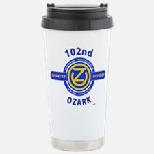 102nd Infantry Division Ozark Travel Mug