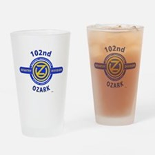 102nd Infantry Division Ozark Drinking Glass