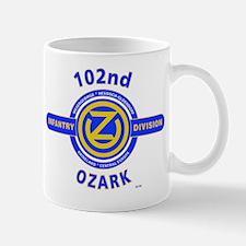 102nd Infantry Division Ozark Mug
