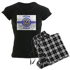 102nd Infantry Division Ozark Pajamas