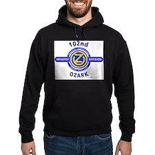 102nd Infantry Division Ozark Hoodie