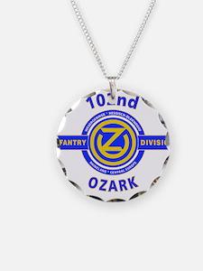 102nd Infantry Division Ozark Necklace