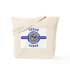 102nd Infantry Division Ozark Tote Bag