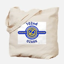 102nd Infantry Division Ozark Tote Bag