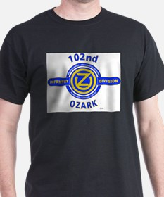 102nd Infantry Division Ozark T-Shirt