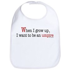 ... an umpire Bib