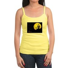 Halloween Haunted House Tank Top