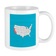 'California' Mug