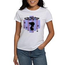Bedlington Terrier Stripe Tee