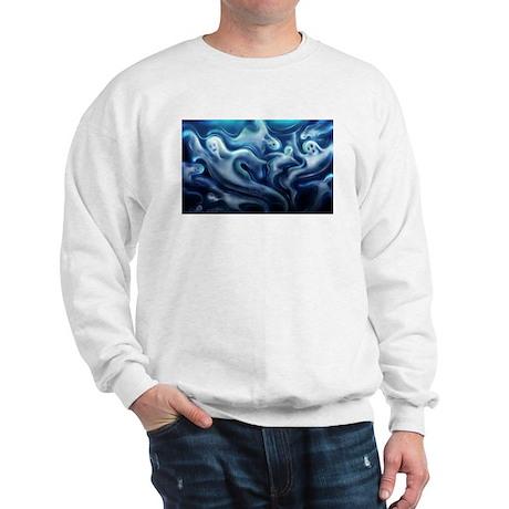 Spooky Ghosts Sweatshirt