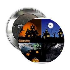 "Halloween Scenes 2.25"" Button"