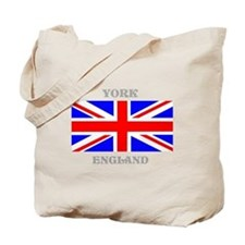 York England Tote Bag