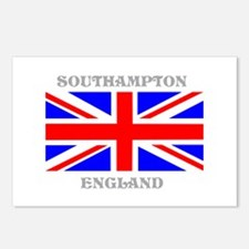 Southampton England Postcards (Package of 8)