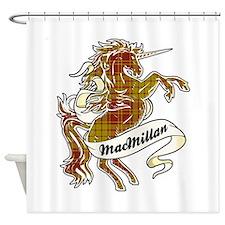 MacMillan Unicorn Shower Curtain
