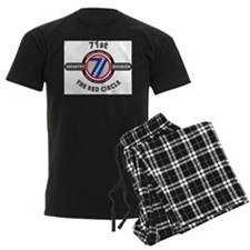 71st Infantry Division The Red Circle Pajamas