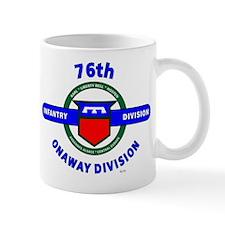 76th Infantry Division Onaway Mug