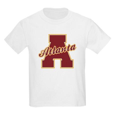 Atlanta Letter Kids T-Shirt