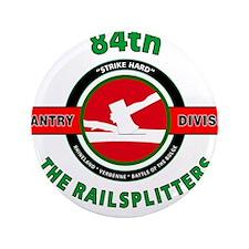 "84th Infantry Division The Railsplitters 3.5"" Butt"