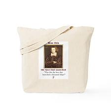 Kit Marlowe Tote Bag
