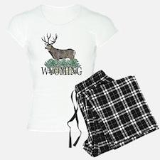 Wyoming buck Pajamas