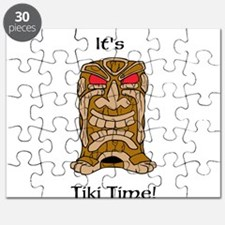 Its Tiki Time! Puzzle