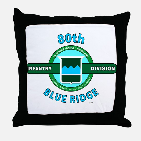 JEFF_Page_24 Throw Pillow