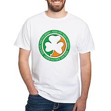 Kiss My Ass I'm Irish Shirt