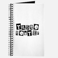 Taste Tester Journal