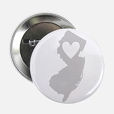 """Heart New Jersey 2.25"""" Button"""