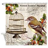 Birdcage Shower Curtains