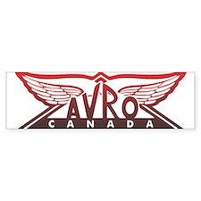 Avro Canada Bumper Bumper Stickers