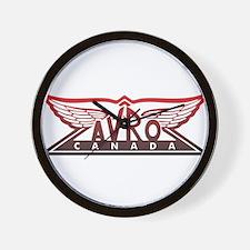 Avro Canada Wall Clock