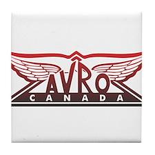Avro Canada Tile Coaster