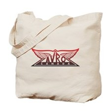 Avro Canada Tote Bag