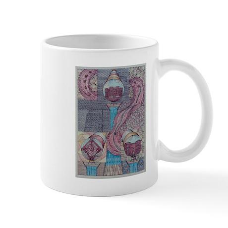 fortune of castles Mug