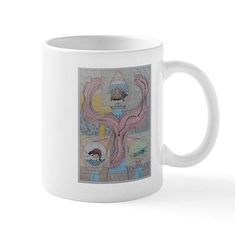 fortune of reptiles Mug