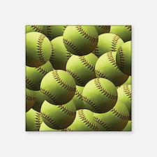 Softball Wallpaper Sticker