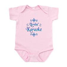 Lovin Karaoke Infant Bodysuit