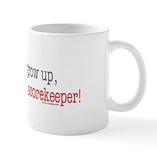... a scorekeeper Mug