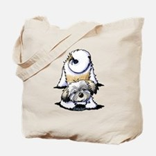 Playful Havanese Tote Bag