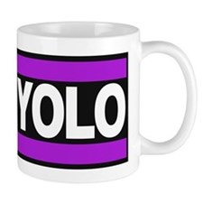 yolo1 purple Mug