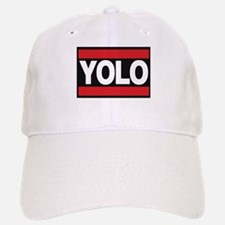 yolo1 red Baseball Baseball Baseball Cap