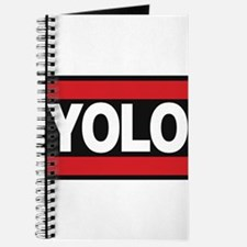 yolo1 red Journal