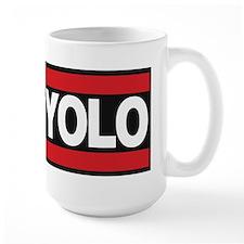 yolo1 red Mug