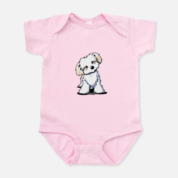 Havanese Sweetie Infant Bodysuit