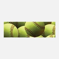 Softball Wallpaper Wall Decal
