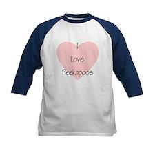 I Love Peekapoos (2) Tee